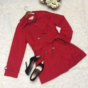 Michael Michael Kors Trench Jacket